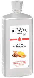 Lampe Berger navulling Orange Cinnamon 1 liter