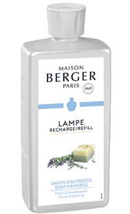 Lampe Berger navulling Soap Memories 500 ml