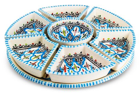 Dishes_Deco_Tapasschaal_Turquoise_Blue_Fine_8_Delig56