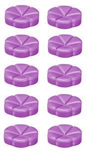 Bolsius geurchips Creations French Lavender - 10 stuks