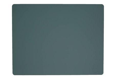 lind-dna-placemat-softbuck-groen-rechthoekig