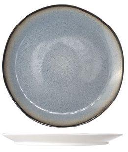 Plat bord Fez blauw