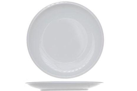 plat bord pleasure white 26.5 cm
