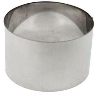 Kookringen RVS Diamter 9 cm
