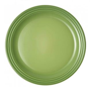 Le_creuset_dinerbord_groen