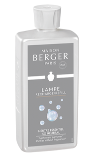Lampe Berger navulling So Neutral 500 ml