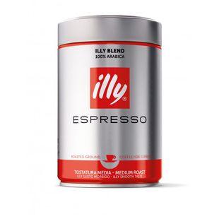 Illy gemalen Koffie