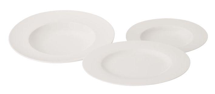 Villeroy & Boch Twist White 12-delige serviesset