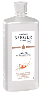 Lampe Berger navulling Exquisite Sparkle 1 liter