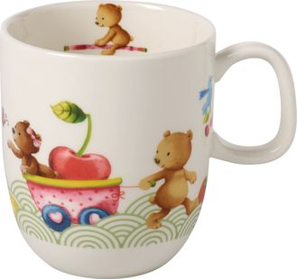 Villeroy & Boch Hungry as a Bear beker - groot