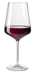 Leonardo Rode Wijnglazen Puccini