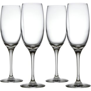 Alessi Mami XL champagneglas 25cl - 4 stuks