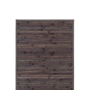 Blomus badmat bamboe 50x80cm - bruin