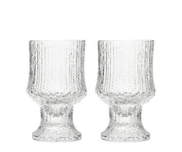 Iittala Ultima Thule rode wijnglas 23cl - 2 stuks