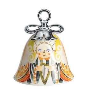 Alessi Kerstklok Holy Family Engel