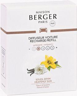 Maison Berger Autoparfum Navulling Heavenly Sun - 2 Stuks