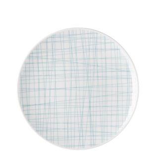 Rosenthal Mesh gebaksbordje ø 17cm - line aqua