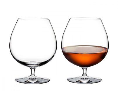 Waterford Elegance Wine Story Cognac glas - 2 Stuks