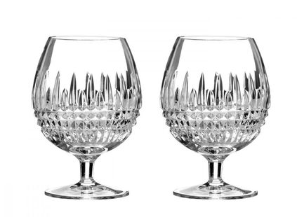 Waterford Lismore Diamond Cognacglas - set van 2