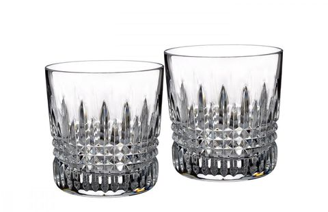 Waterford Lismore Diamond Whiskyglas - set van 2