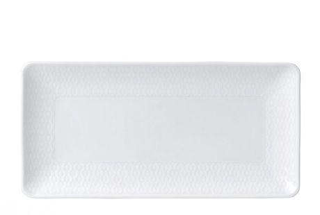 Wedgwood Gio serveerschaal 21x10cm