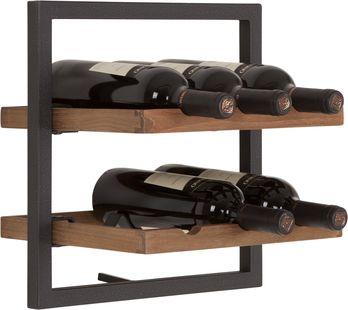 d-Bodhi Winemate hangend wijnrek voor 6 flessen