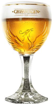 Grimbergen Biergläser