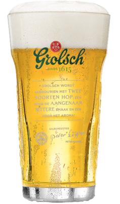 Grolsch Biergläser
