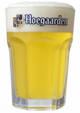 Hoegaarden Biergläser