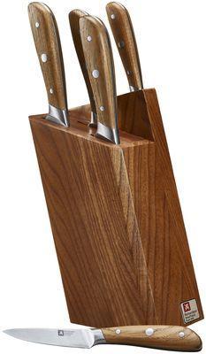 Messenblok met messen