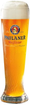 Paulaner Biergläser