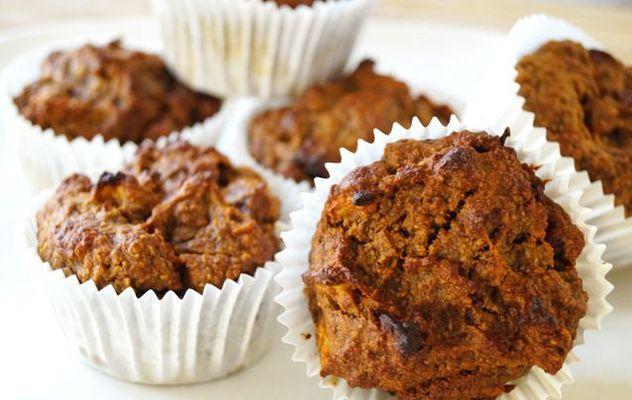 Appel muffins