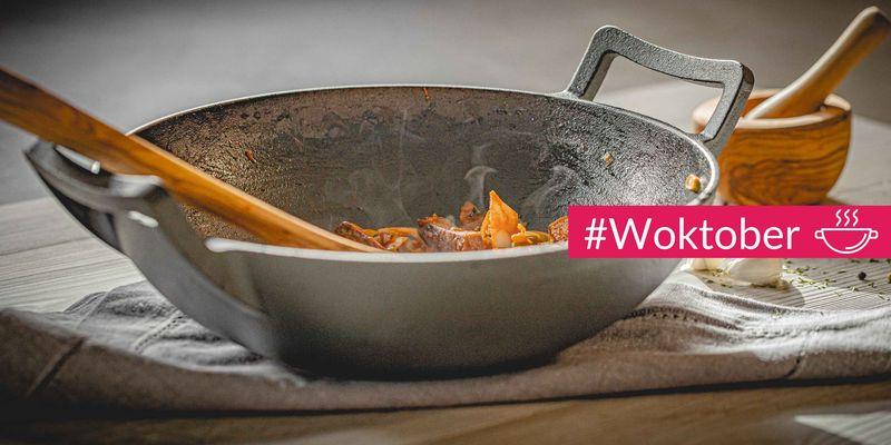 #Woktober - Welke wokpan heb ik nodig?