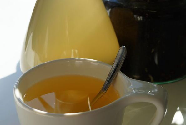 Anti griep drank