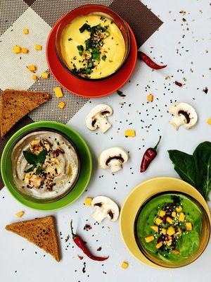 Top 5 soep recepten