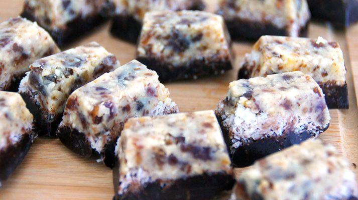 Suikervrije chocolade bonbons