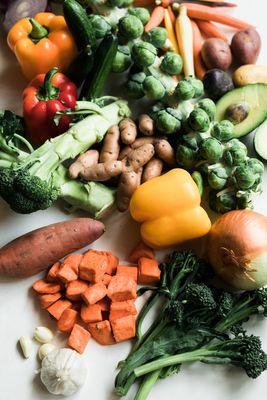 Top 5 vegetarische recepten