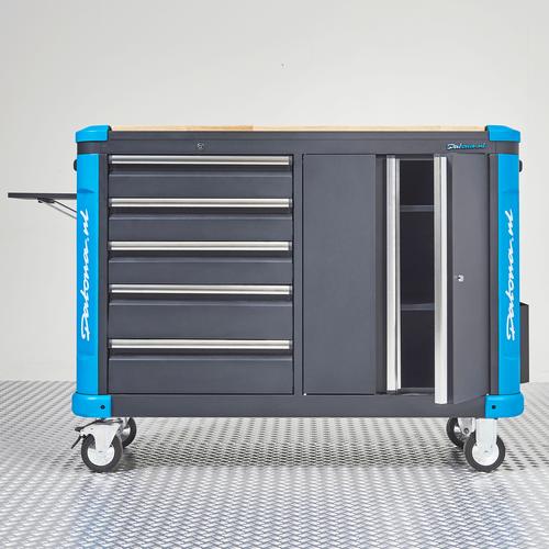 Verrijdbare gereedschapswagen XXL - Premium serie 1