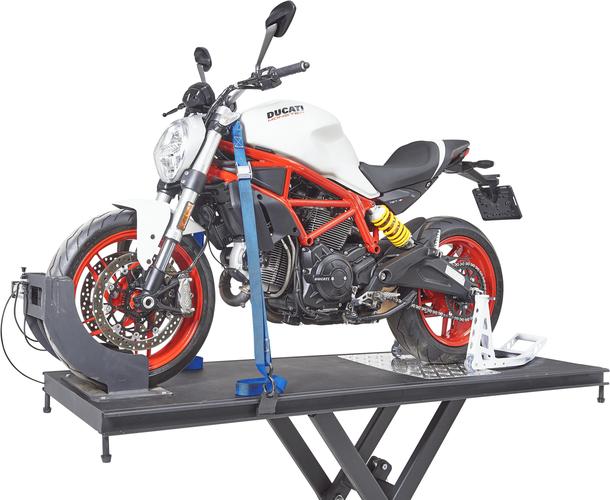 Elektrische motorheftafel 120 cm hoog 3
