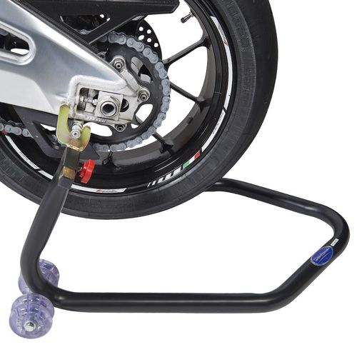 Paddockstand Black Xtreme achterwiel 7