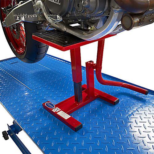 Crossbok voor Honda crossmotoren rode