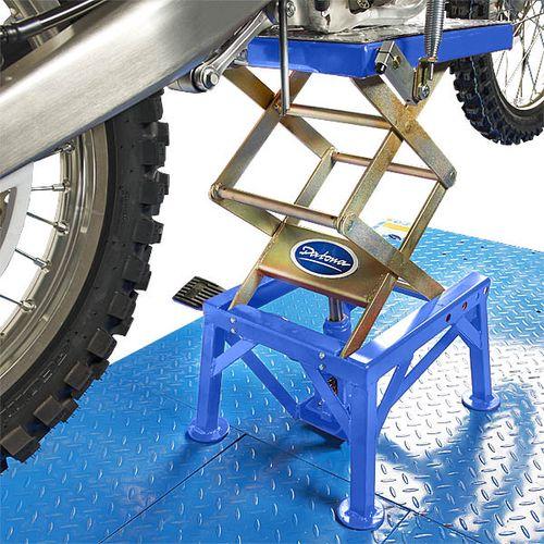 MX liften voor Yamaha crossmotoren blauw