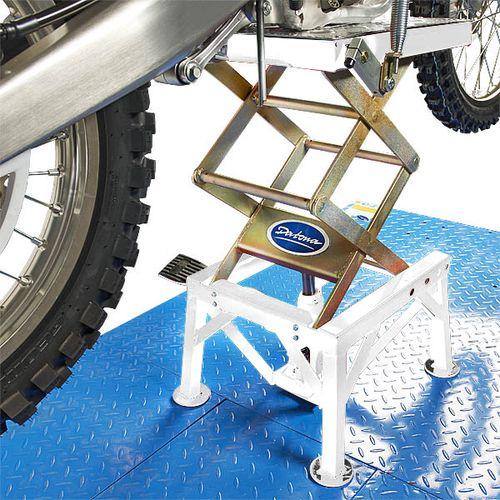 Motorlift voor wit Husqvarna motor