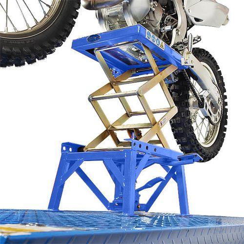 Motorcrossbok voor Yamaha crossmotoren