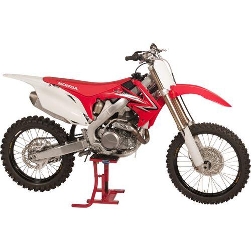MX liften voor Honda crossmotoren rood