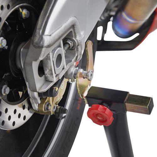 Paddockstand Black Xtreme achterwiel 6