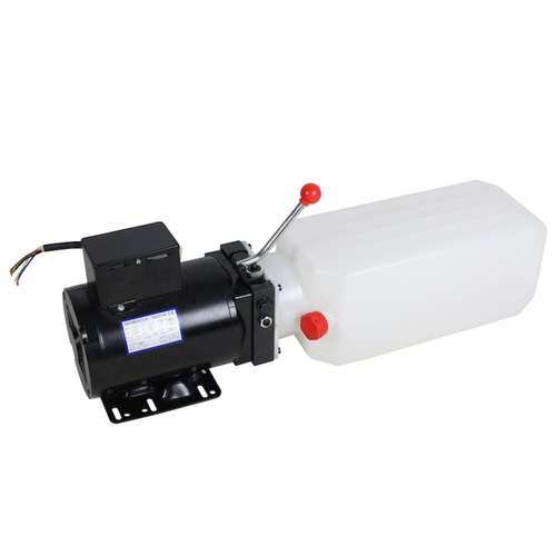 Hydraulische elektropomp voor autobrug 400V 1