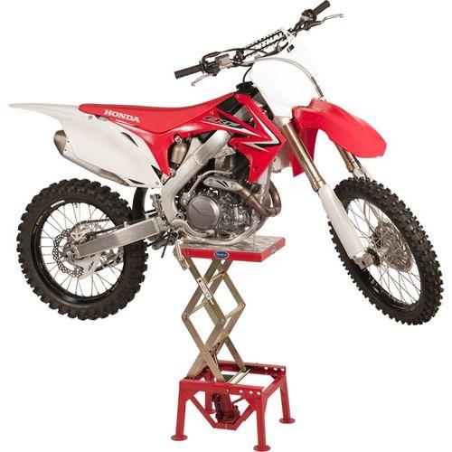 schaarlift motoren rood Honda