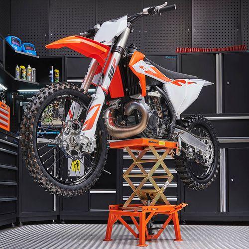 KTM crosslift voor crossmotoren