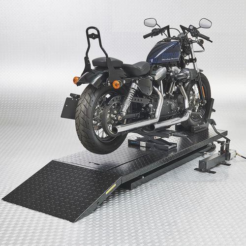 Harley Davidson op minilift